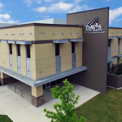 Davis Crane Offices