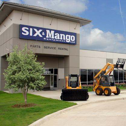 Six & Mango Kabota